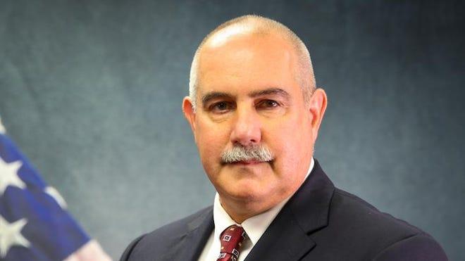 New Chatham-Savannah Counter Narcotics Team Director Michael Sarhatt.
