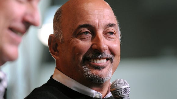 Bobby Rahal became bobsled's foundation chairman in August 2012.