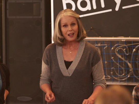 """Joanna Lumley stars in """"Finding Your Feet."""""""