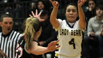 Bears' senior to continue playing career at North Dakota school.