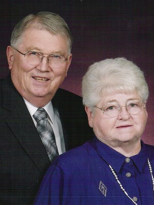 Marlene and Emory Goertz, of Farmington will celebrate their 65th wedding anniversary on Sept. 28.