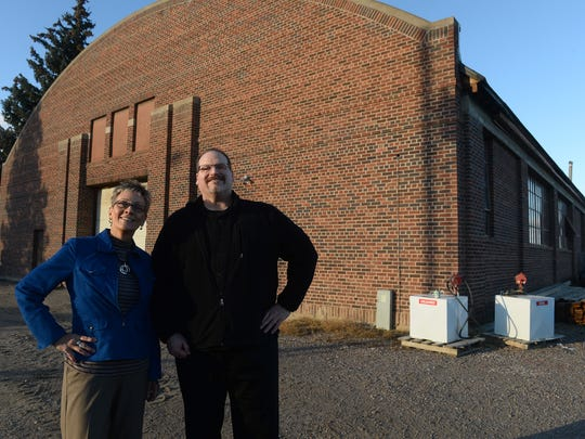 Lynn Compton and John Boll, managers of The Peak, will be overseeing the development of a new Peak location at West Bank Landing just north of the Front.