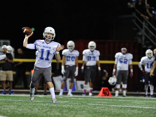 Football: Wallington at Emerson