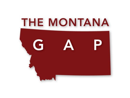 "This article is part of ""The Montana Gap"" series, written"