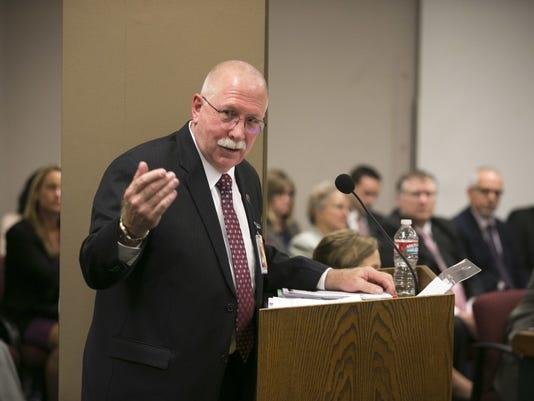Arizona Corrections Director Charles Ryan