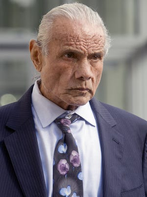 Former wrestling star Jimmy Snuka is charged with murder and involuntary manslaughter in the death of Nancy Argentino. He has pleaded not guilty.