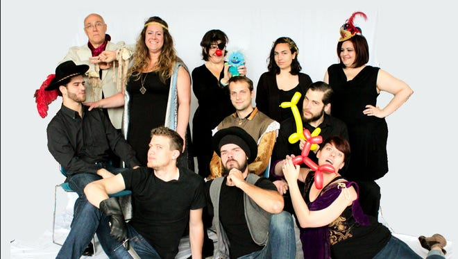Compass Shakespeare Ensemble is part of the MFA Shakespeare and Performance Program at Mary Baldwin University in Staunton.