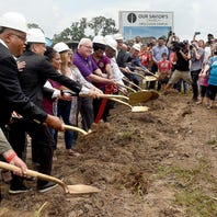 Our Savior's Church holds monumental groundbreaking ceremony