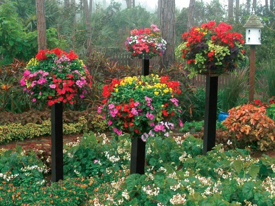 Pamela Crawford are beautiful tiered style baskets