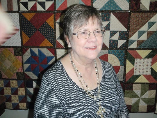 The Hill 'N Hollow Quilters Guild will host appraials from Alice McElwain on Oct. 17-19.