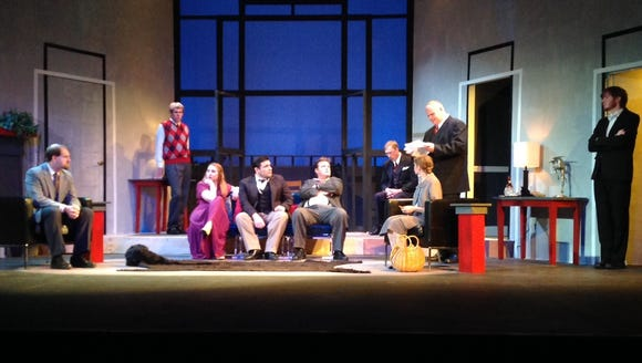 """Richmond Civic Theatre presents """"And Then There Were"""