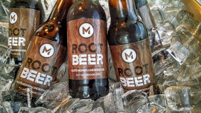 Matt's Homemade Soda released root beer this week as its newest seasonal flavor.