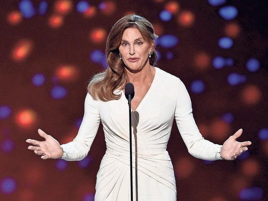 Caitlyn Jenner at ESPYs