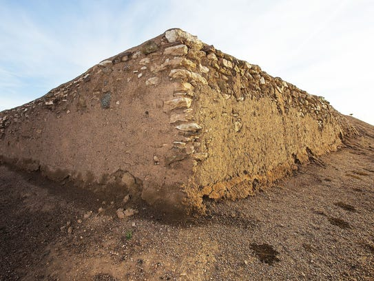 Take tours of the archaeological site, eat fry bread