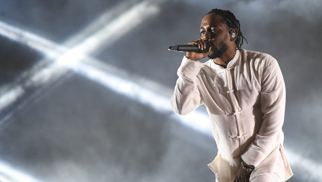 Kendrick Lamar will perform at the Grammy Awards ceremony.