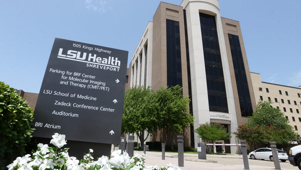 LSU Health Sciences Center medical school in Shreveport