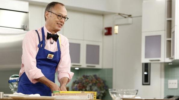 "Christopher Kimball, a frequent contributor on the ""Today"" show, had a cooking disaster on the NBC morning show. He cranked up the oven, by mistake, and burned Rice Krispies treats. The star of ""America's Test Kitchen"" will be at Wilmington's DuPont Theatre on Tuesday."