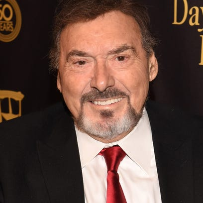 Actor Joseph Mascolo attends a 50th anniversary celebration