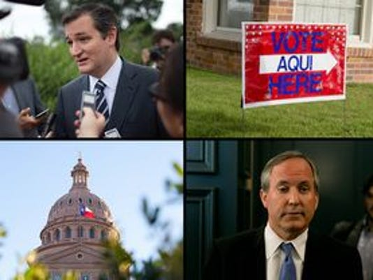 Texas Tribune politics