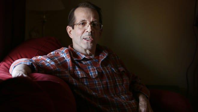 "Veteran Thomas ""Tony"" Vance of Alexandria, who suffers from PTSD, is bringing K4MM (Kentuckians for Medical Marijuana) to Alexandria's VFW Post 3205 on Nov. 8 to talk about medical marijuana."