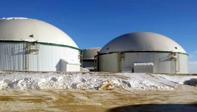 Clean Fuel Partners operate digesters near Waunakee.