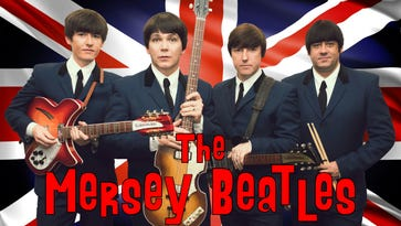 Beatles tribute band takes audience back in time