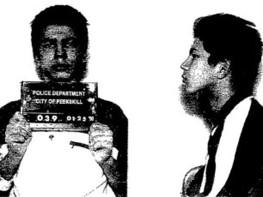 Deskovic's mugshot