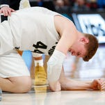 Matt Painter on Purdue's Isaac Haas: 'Oh, he's not going to play'