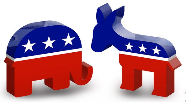 The general election for the U.S. Senate seat is Nov.
