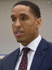 """I have some ideas,"" says Malcolm Brogdon about his"