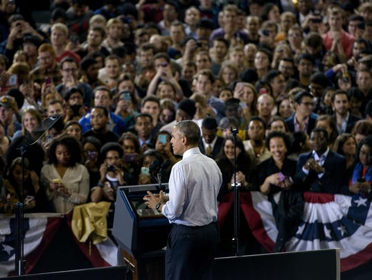 Obama signs 'Student Aid Bill of Rights'