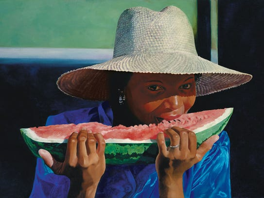 """Sharon"" by Diane Richard Hall"