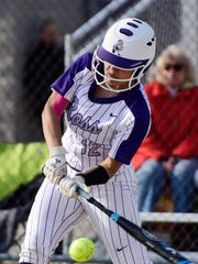 Fremont Ross' Braelyn Horn established career and single-season program records for stolen bases.