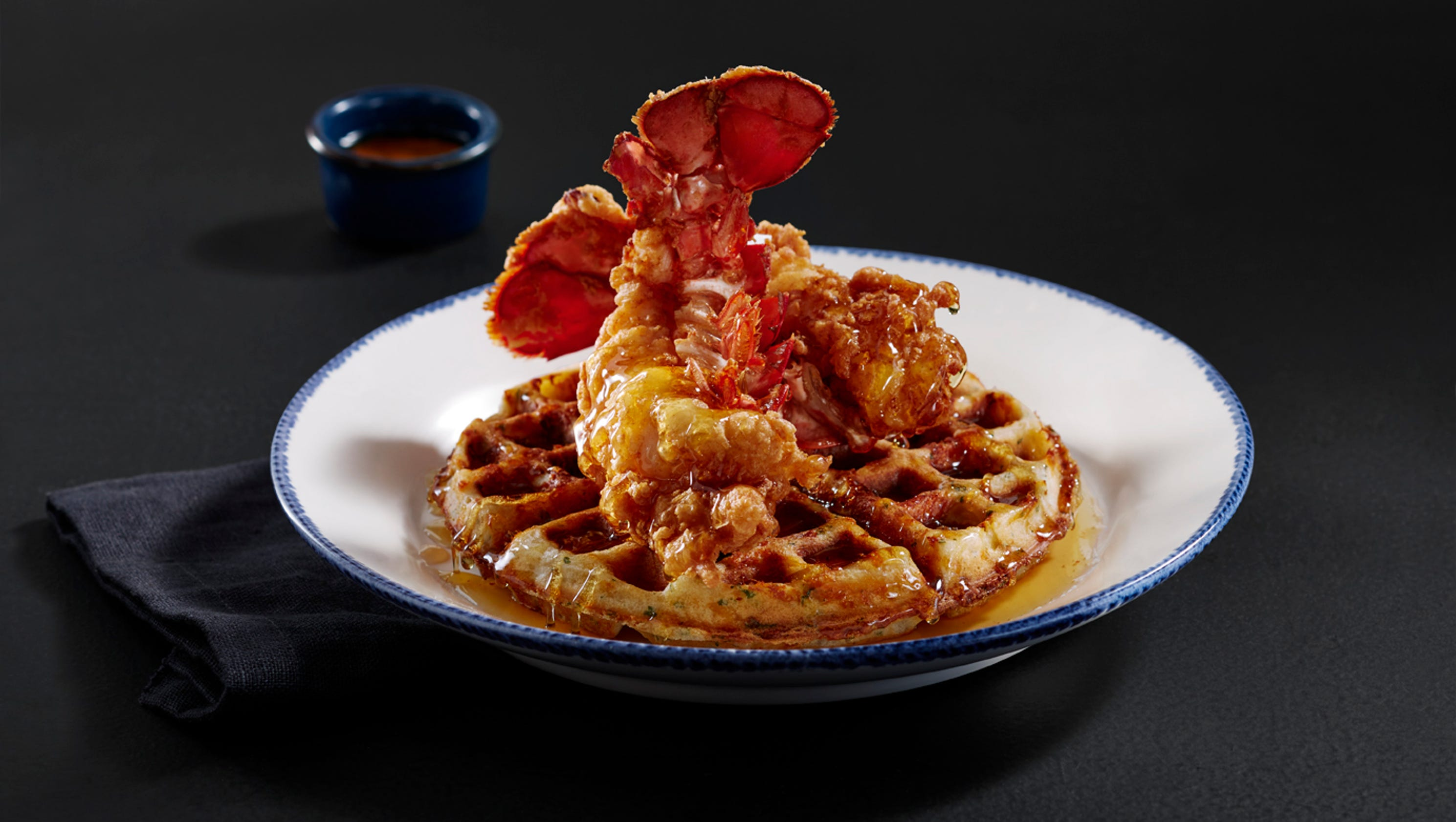 Red Lobster starts serving lobster and waffles