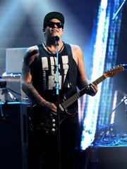 Rome Ramirez of Sublime With Rome performs onstage at the iHeartRadio Music Festival held at the MGM Grand Garden Arena on Sept. 24, 2011 in Las Vegas, Nevada.
