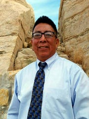 Hopi Chairman candidate Tim Nuvangyaoma