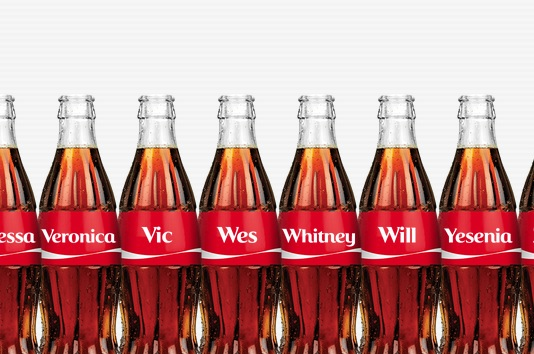 A PR Case Study: Share a Coke