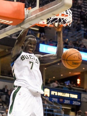 Thon Maker's ceiling is high says teammate Giannis Antetokounmpo.