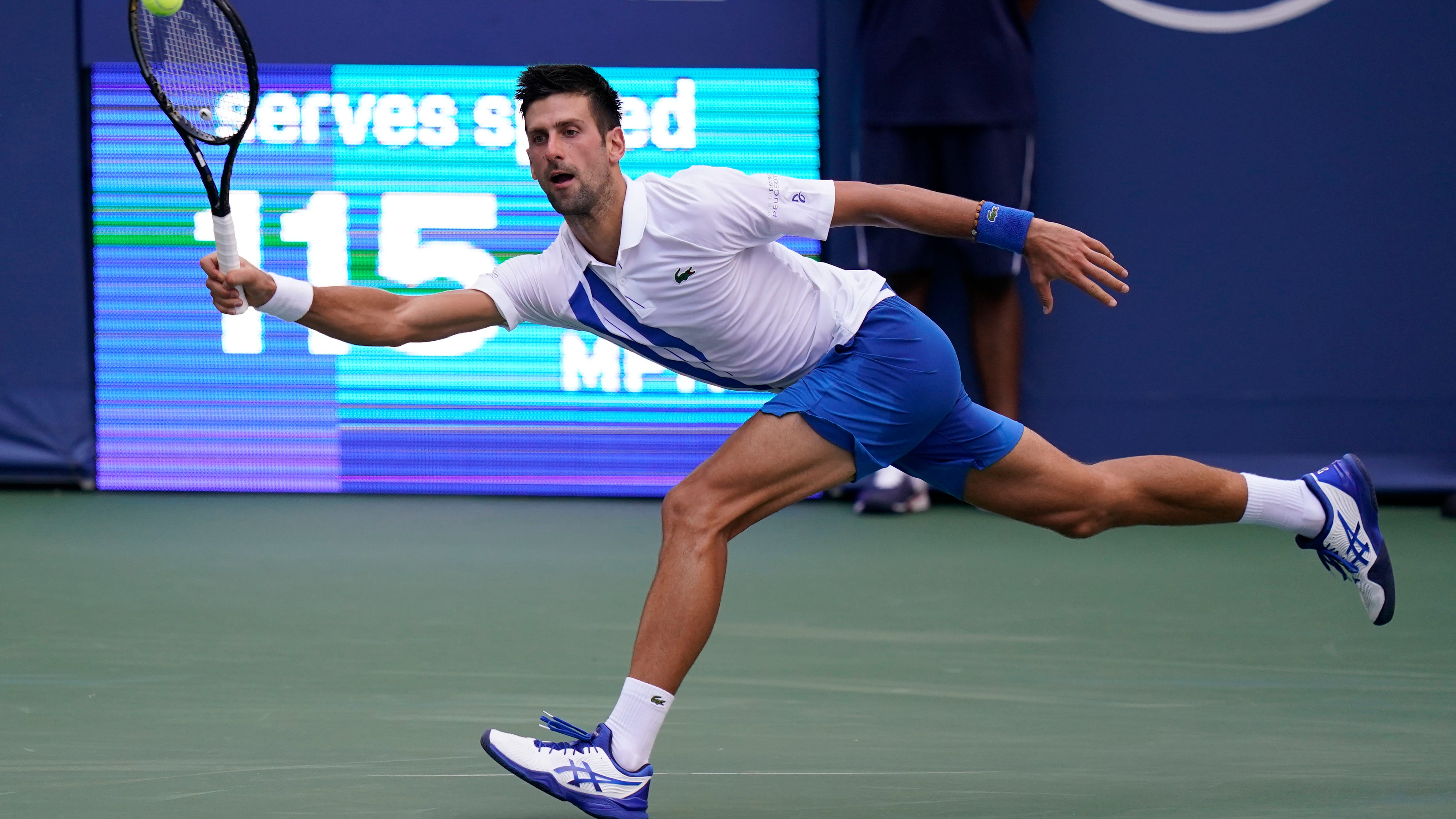 Novak Djokovic Wins The 2020 Western Southern Open
