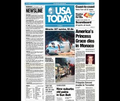Read USA Today with your e-edition subscription