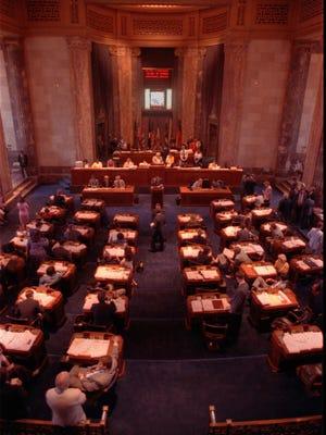 Louisiana Legislature chambers