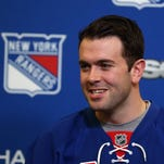 All-star defenseman Keith Yandle joined the Rangers in time for Monday's game against Nashville.
