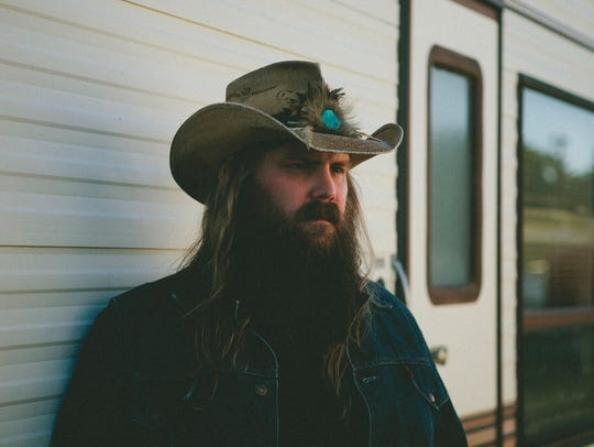 Chris Stapleton will perform June 17 at Klipsch Music