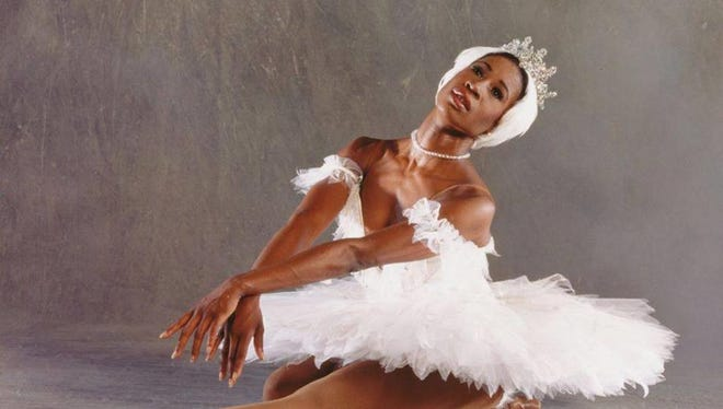 Ms. Anderson is one of America's most distinguished African-American ballerinas.