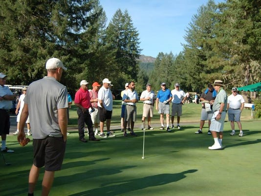 Youth Benefit Golf Tournament