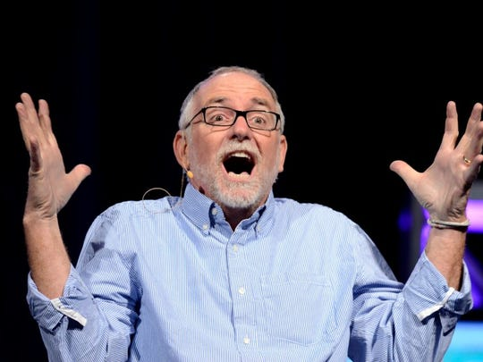 Author and philanthropist Bob Goff will be the featured speaker Monday at Bethel Church.