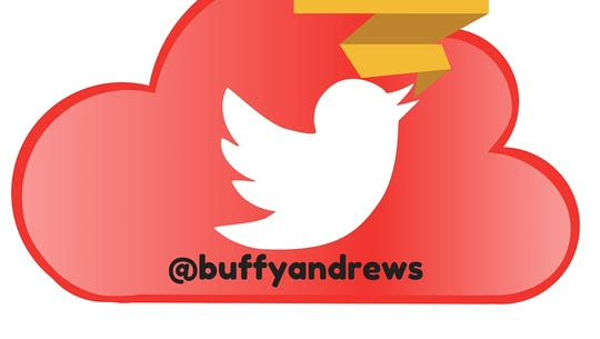 Follow social media editor Buffy Andrews, @Buffyandrews.