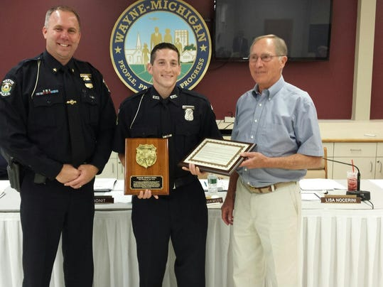 WSD police officer of the year