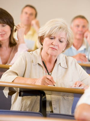 Medicare plan providers regularly host seminars that will help you compare different plans and their costs.