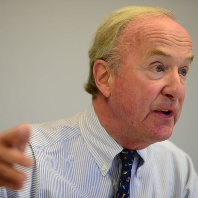 In June,  Rep. Rodney Frelinghuysen voted on an amendment